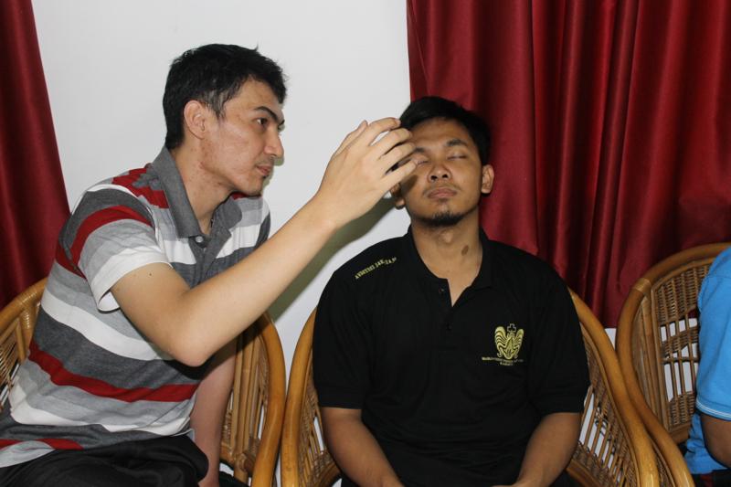 Privat Hipnotis Tangerang